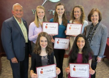 scholarship winners 2013