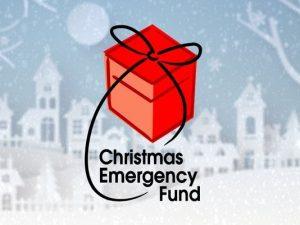 Christmas Emergency Fund Logo