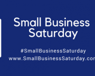 Small Business Saturday is Saturday, November 25