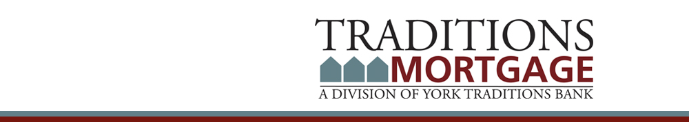 Traditions Mortgage header