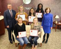 Her Traditions Scholarship Winner Group