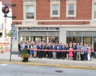 York City Branch Ribbon Cutting