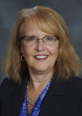 Photo of Leslie Houck, branch administration coordinator