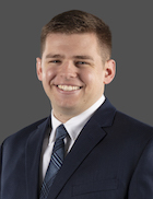 photo of Alex Myers, business services portfolio manager