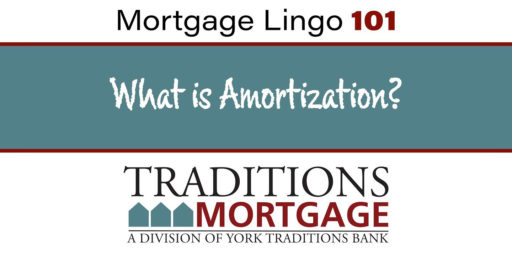 Mortgage Lingo 101 – What is Amortization?