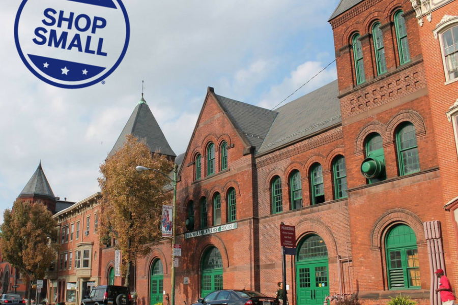 #ShopSmall in York and Hanover