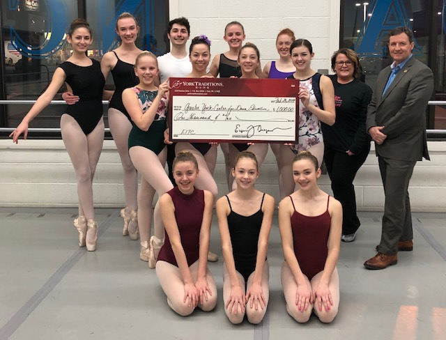 2019 EITC Donations to Local York Nonprofit Organizations