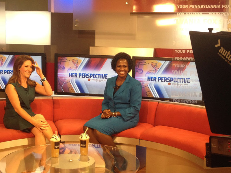 "WPMT's ""Her Perspective"" features Grace Quartey, CPA"