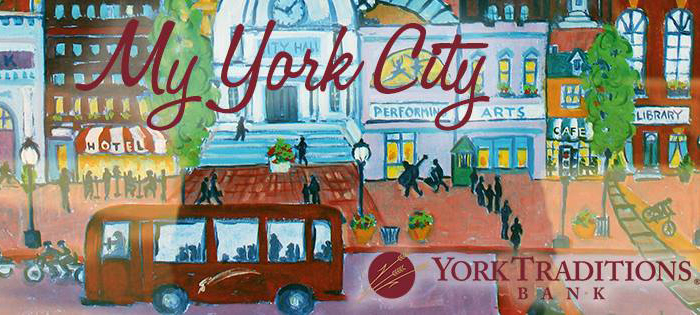 """My York City"" Art Show & Sale"
