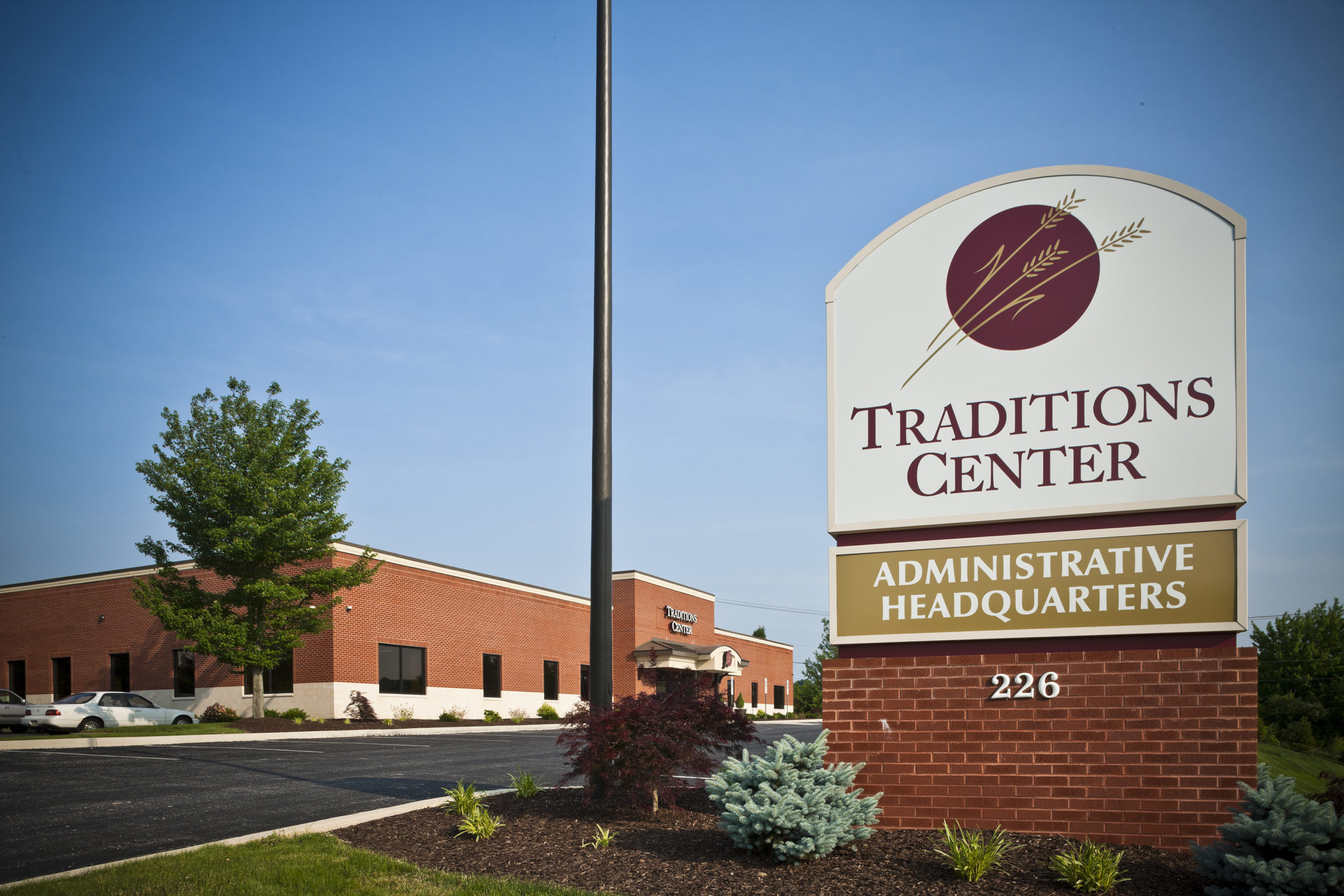Traditions Center Administrative Headquarters