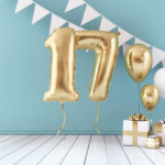 Image of birthday balloons