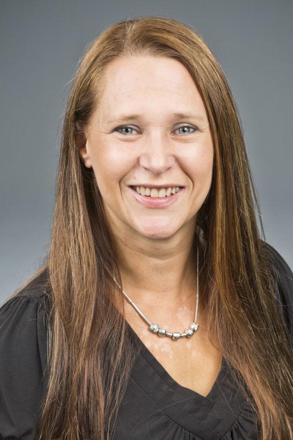 headshot of Alison Huber