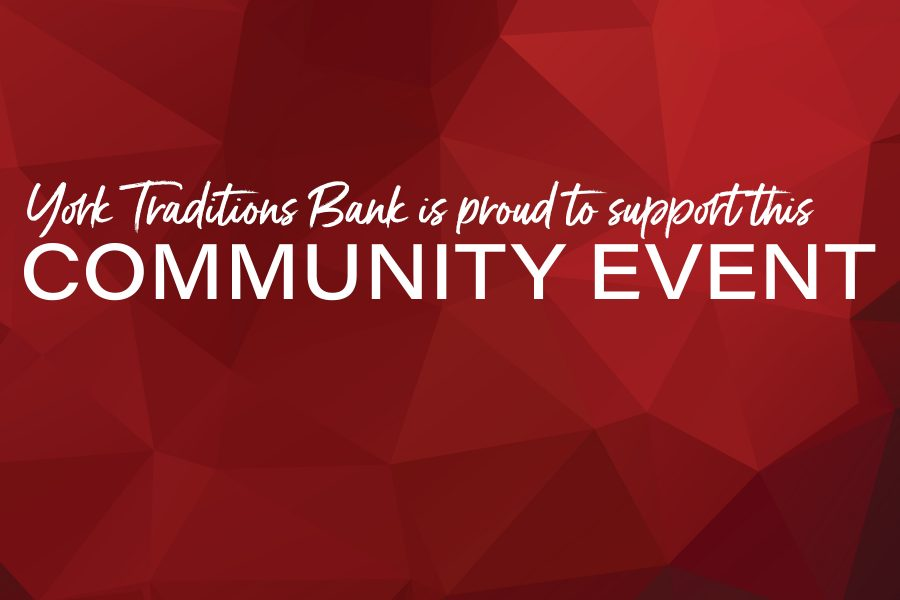 Proud to support this Community Event Image