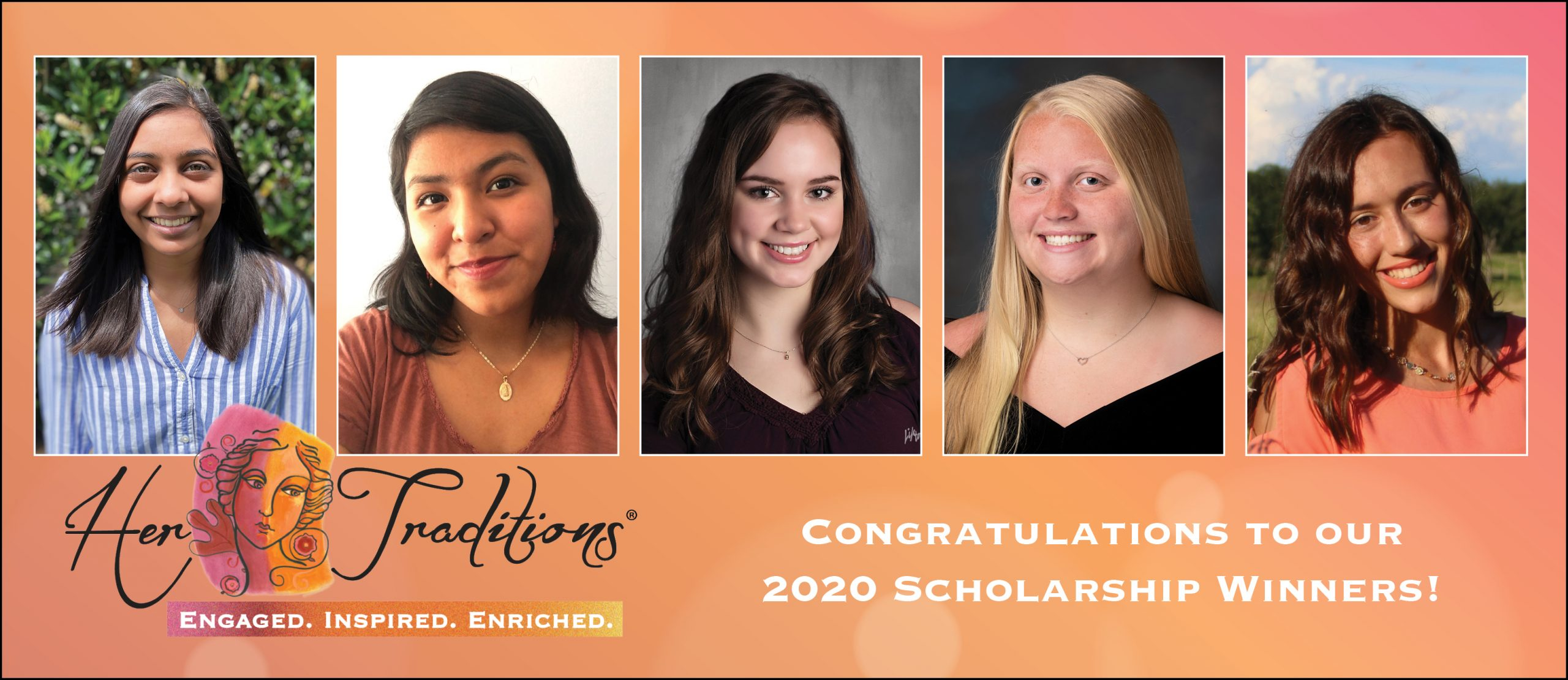 Pictured above (l to r): Amani Patel, Barbara Salinas, Ivy Snyder, Maleah Culp, and Shyanne Fleming.
