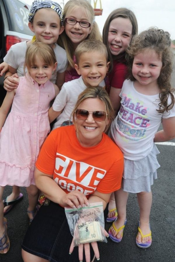 Photo of Jen Runkle and Kids