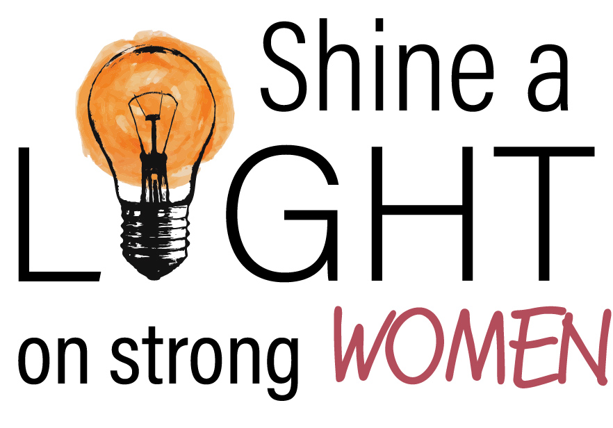 Graphic: Shine a Light on Strong Women