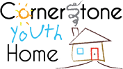 Logo for Cornerstone Youth Home
