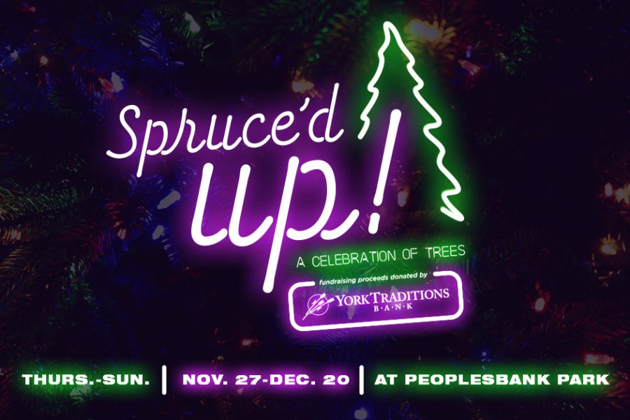 Spruce'd Up Graphic