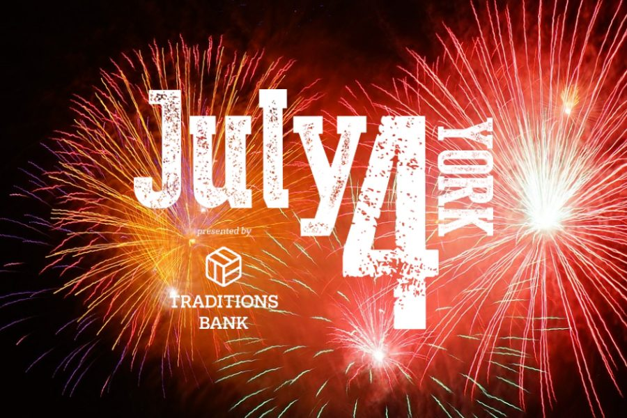 July4York graphic