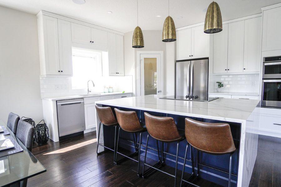 photo of a newly renovated kitchen